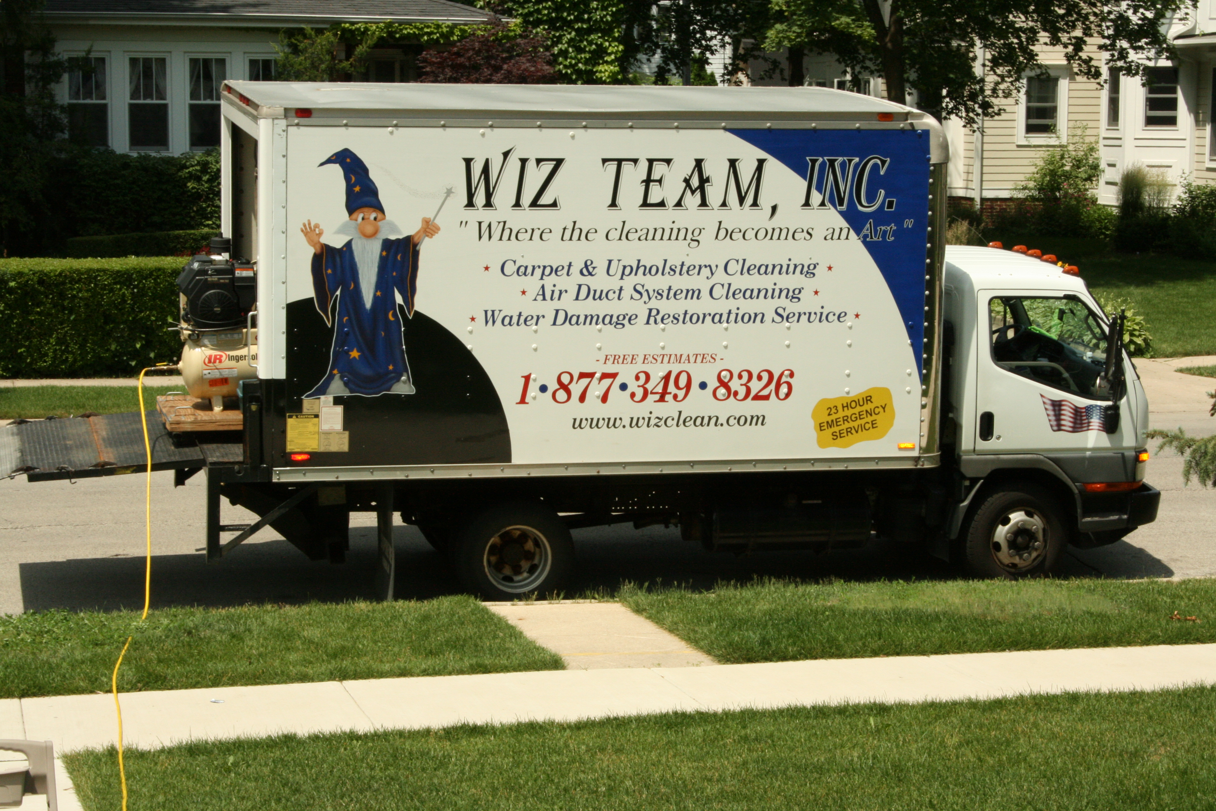 Carpet Cleaning - Arlington Heights, IL