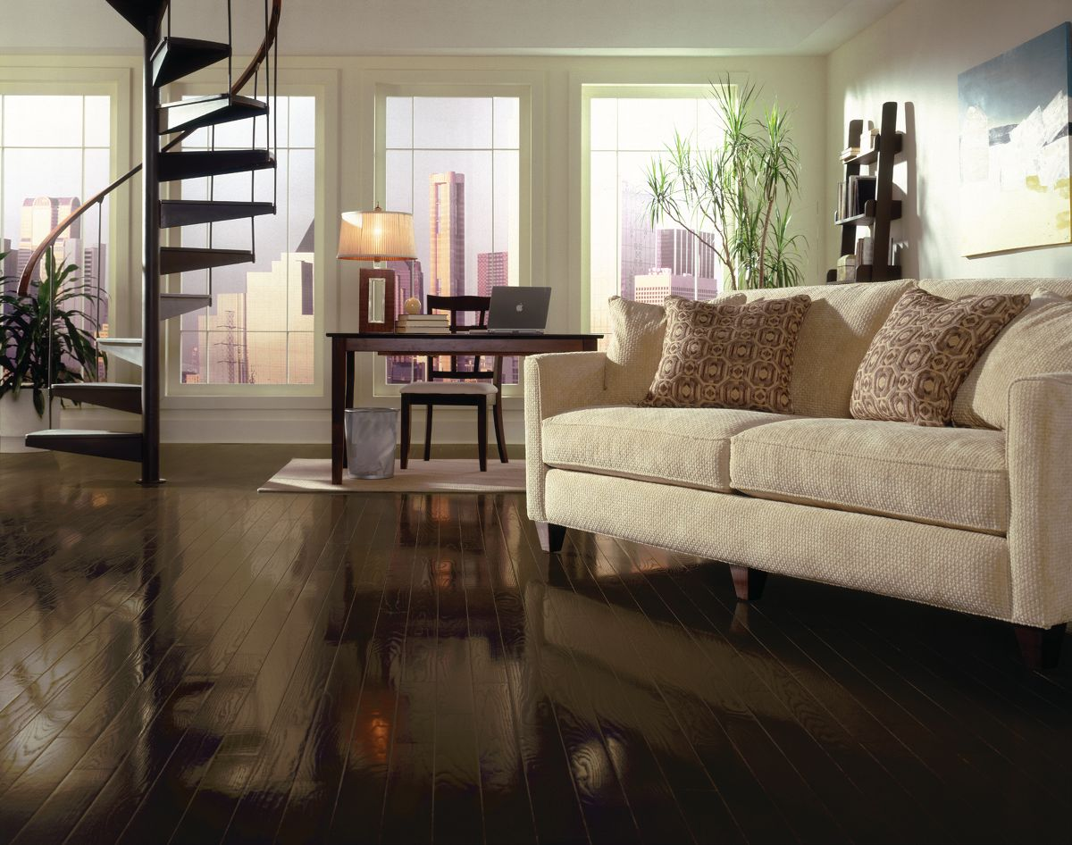 Hardwood Floor Cleaning – Highland Park IL