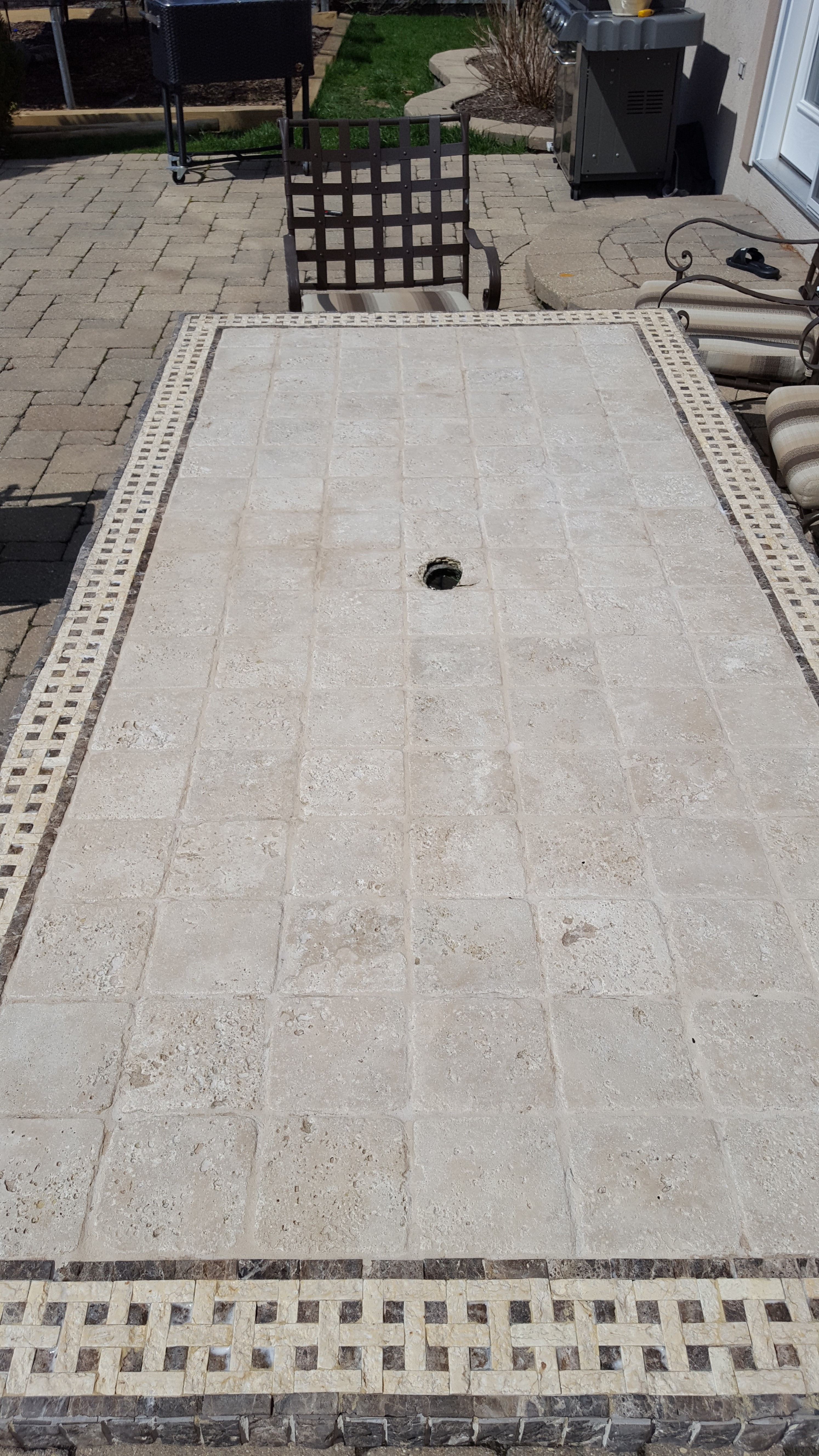 Tile and Grout Cleaning Stone