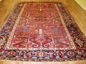 How to clean Bakhshayesh Rugs