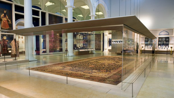 how to care for ardabil rugs