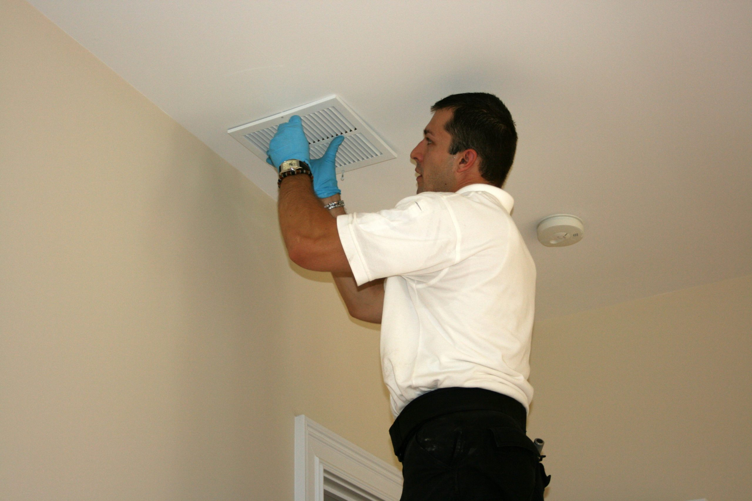 Air Duct System Cleaning