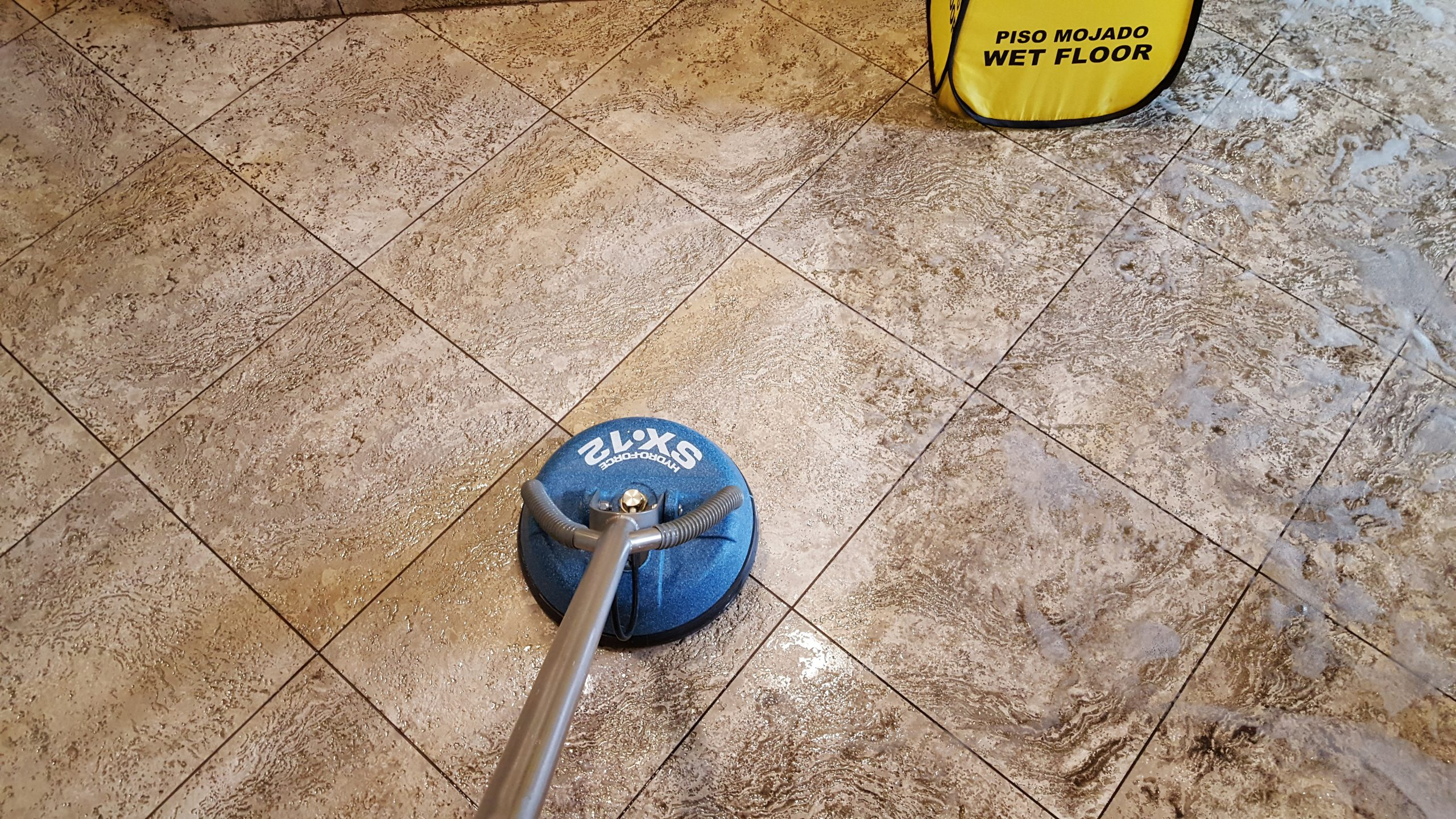 Tile & Grout Cleaning Mount Prospect